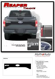 Ford F150 Truck Decals - 2015 2018 f 150 ford truck reaper tailgate vinyl decals 3m pro