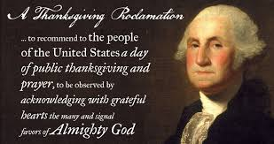 george washington s thanksgiving proclamation brown pelican