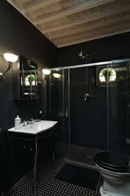 black bathroom ideas black toilet and vanity bathroom black toilet