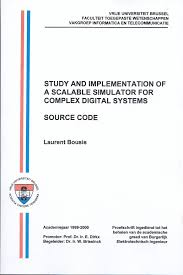 Thesis Cover Page Example