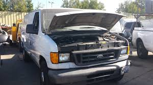 Ford Diesel Truck Parts - used parts 2004 ford e350 cargo van 6 0l v8 diesel engine 5r100w