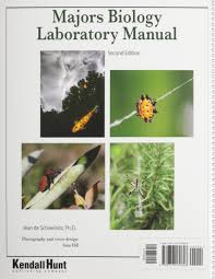 majors biology lab manual deschweinitz jean 9780757579608
