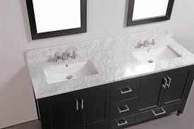 60 Vanity Cheap Legion 72 Inch Contemporary Bathroom Vanity Espresso Finish