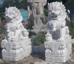 foo dog statues fu dogs foodog jade foodogs marble fu dog carving temple fu lion
