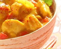 poulet cuisine recette poulet au curry simplissime et rapide facile