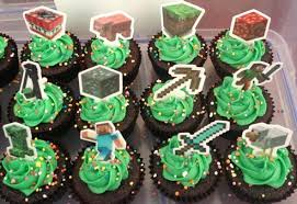 minecraft edible cake topper 12x edible wafer minecraft cupcake toppers top that cupcake