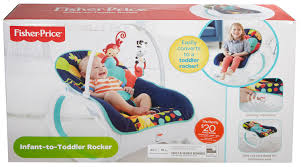 Infant Toddler Rocking Chair Fisher Price Infant To Toddler Rocker Midnight Rainforest