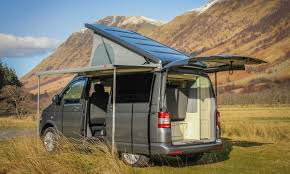 Camper Van Awnings Vanguard Campervan Conversions
