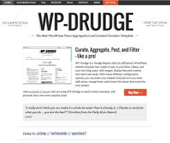 drudge report template the best aggregator themes for wp rss aggregator
