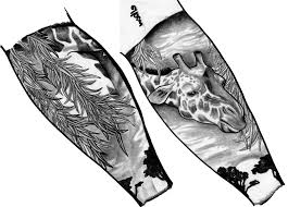 half sleeve designs lower arm get ahead outstanding