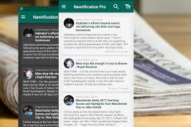 newtification news android apps on google play