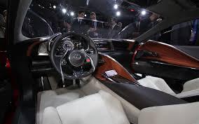 lexus lf lc top speed lexus lf lc concept 2012 detroit auto show motor trend