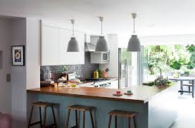 kitchen in basement milestone builders