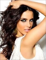 hairstyles for brown hair and blue eyes blue eyes dark hair google search pretty pinterest dark hair