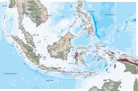 Physical Map Of Southeast Asia by Maps Of Indonesia Map Library Maps Of The World