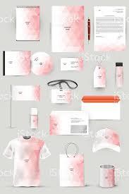corporate design elemente sammlung designelemente für corporate identity business vektor