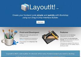 layoutit video layoutit create easily bootstrap html layouts html css web