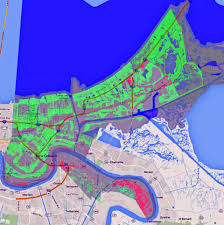 New Orleans Usa Map by Fema Holds Flood Insurance Workshop To Explain New Rate Maps For