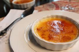 lemon ginger creme brulee eat it and like it