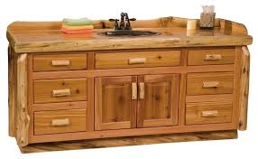 6 foot double sink bathroom vanity rustic storage furniture