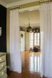 Drape Hooks Down To Earth Style Make A Curtain Hook Board