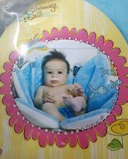 Blooming Bathtub Blooming Bath Infant Insert Blue 004038 Ebay