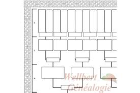printable family tree template 6 generations empty to fill in