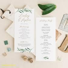 beautiful wedding programs beautiful wedding program template word best templates