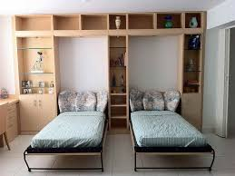 Wall Mounted Folding Bed Bunk Murphy Bed Intended For Wall Mounted Folding Beds X Plan 1