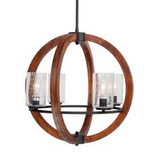 Wooden Chandelier Modern Wood Chandelier Farmhouse Chandelier Modern Chandelier Lighting