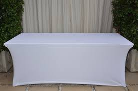 table cloth white stretch tablecloth the tablecloth hiring company
