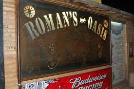 best country bar roman u0027s oasis nightlife best of phoenix