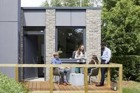 prefab passivhaus clt tiny homes being built in britain mothernature