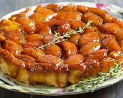 tarte tatin cuisine az recette tarte tatin aux cèpes et aux noix