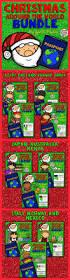 december activities christmas around the world activities bundle
