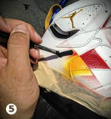 mixing a step by step guide to sneaker customization by mache