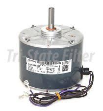 trane condenser fan motor replacement trane condenser fan motor ebay