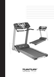 tunturi treadmill t80 f user guide manualsonline com