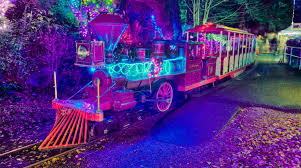 griffith park holiday light festival train things to do with kids in los angeles this weekend dec 29th jan