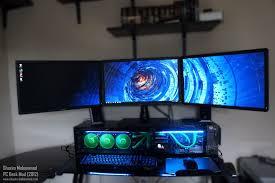 Diy Pc Desk Diy Pc Desk Mods Pc Desk Mod By Shazim Mohammad