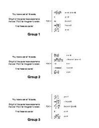 evaluating limits joke worksheet students solve limit problems