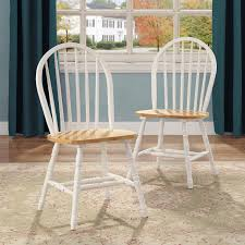 better homes and gardens autumn lane 6 piece dining set white and