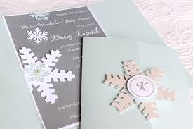 winter themed baby shower invitations archives baby shower diy