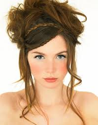 hair styles for the ball fun bug eye ball hair style
