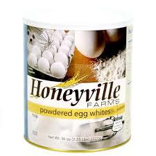 amazon com powdered egg whites 2 25 pound can grocery