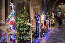 festival of christmas trees christmas in worcester