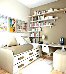 bedroom office space