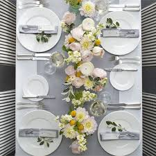 wedding plate settings wedding table ideas 19 of the prettiest place settings hitched