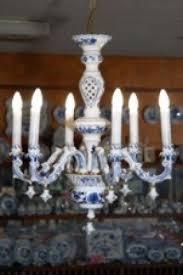Delft Chandelier White Porcelain Chandelier Foter