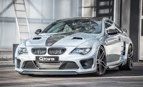 Bmw M3 V10 - manufactory automobiles g power first class performance